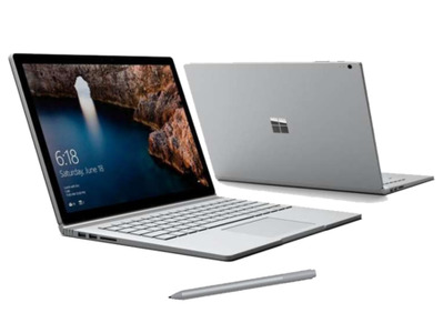 Microsoft Surface Book 2 15 Inches Core i7 8GB LPDDR3 256GB SSD