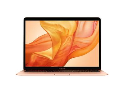 Apple MacBook Air MVFN2 Core i5 8GB RAM 256GB SSD (13-inch  Gold  2019)