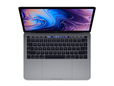 Apple MacBook Pro MUHP2 Touch Bar Core i5 8th Generation 8GB RAM 256GB SSD (13-inch  space gray  2019)