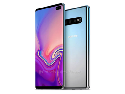 Samsung Galaxy S10 Plus 8GB RAM 512GB Storage