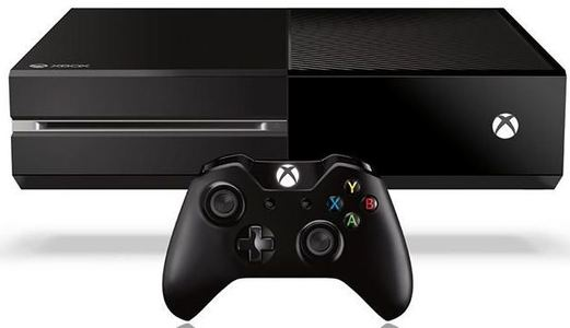 Microsoft Xbox One PAL - Black