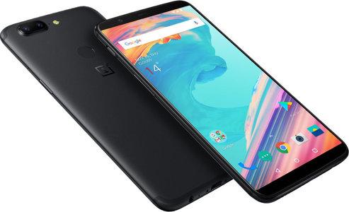 OnePlus 5T Dual Sim Mobile 6GB RAM 64GB Storage