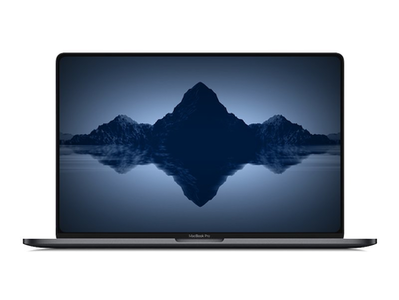 Apple MacBook Pro MVVJ2 Core i7 9th Generation 16GB RAM 512GB SSD 4GB AMD Radeon Pro 5300M (16-inches  Space Gray  2019)