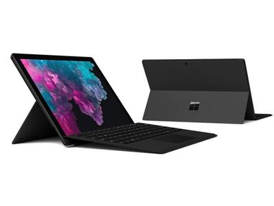 MicroSoft Surface Pro 6 Intel Core i7 8th Generation 8GB RAM 256GB SSD