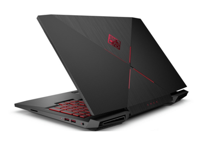 HP Omen 15 CE018 Core i7 7th Generation 8 GB Ram and 1 TB Hard Gaming Laptop