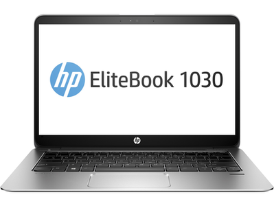 HP EliteBook 1030 G1 Core M5 6Y57 Laptop 8GB LPDDR3 256GB SSD
