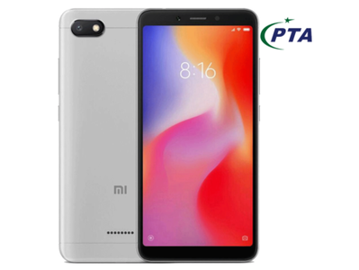 Xiaomi Redmi 6A 4G Mobile 2GB RAM 16GB Storage