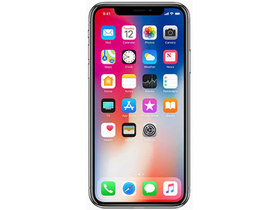 Iphone X 256GB with facetime