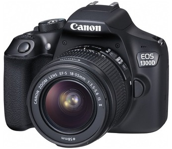 Canon Eos 1300D  18-55 mm