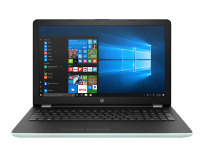 HP Notebook - 15-BS048cl Core i3 7th Generation Laptop 4GB DDR4 1TB HDD