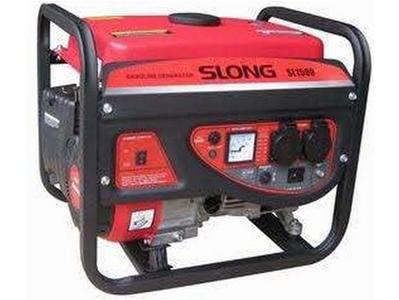 Slong SL1800DX - Petrol & Gas Generator