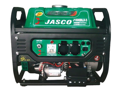 Jasco J1800 DLX MANUAL MAX OUTPUT 1.2 KW