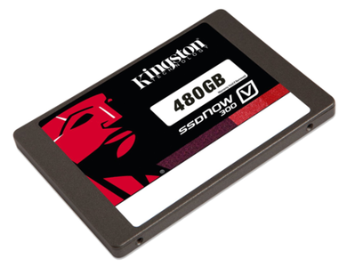 Kingston SV300S37 480GB SSDNow Internal Hard Drive SATA3 V300 2.5 7mm