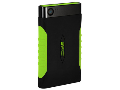 Silicon Power Rugged Armor A15 1TB 3.0 Shockproof  portable Hard Drive