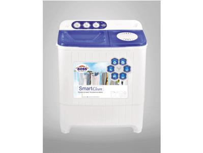 Boss KE-9500-BS White Twin Tub Washing Machine