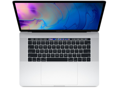 Apple MacBook Pro MV932 Core i9 8th Generation 16GB RAM 512GB SSD 4GB Radeon Pro 560X (15-inch  Silver  2019)
