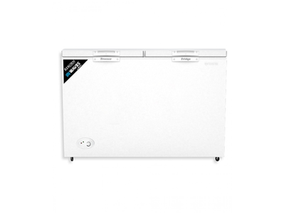 WAVES WDF 318 Deep Freezer Double Door Full Freezer