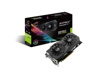 ASUS GeForce GTX 1050Ti 4GB Rog Strix Graphic Card