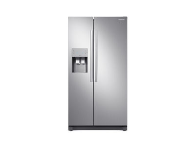 Samsung 22 CFT Side by Side Refrigerator RS50N3613SB