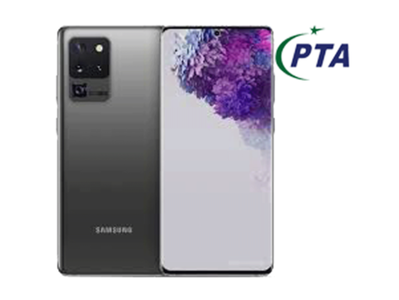 Samsung Galaxy S20 Ultra Mobile 12GB RAM 128GB Storage Official waaranty