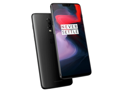 OnePlus 6 4G Mobile 8GB RAM 128GB Storage