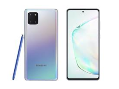 Samsung Galaxy Note 10 Lite 8GB RAM 128GB Storage