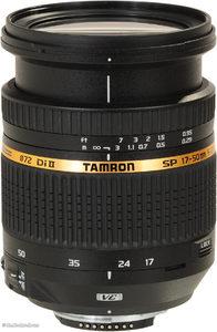 Tamron SP 17-50MM F/2 8 Di II A16