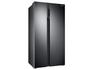 Samsung 20 CFT Side By Side Refrigerator RS55K50A02C
