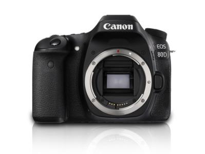 Canon Eos 80D Body DSLR Camera