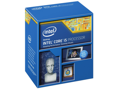 Intel Core i5-4460 6 MB Cache Processor speed 3.20 Ghz Processor