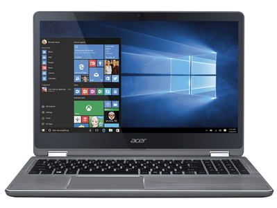 Acer Aspire R5-571T core i5 7th generation laptop 8GB DDR4 1TB HDD