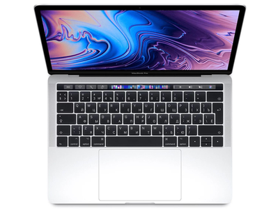 Apple MacBook Pro MV922 Core i7 8th Generation 16GB RAM 256GB SSD 4GB Radeon Pro 555X (15-inch  Silver  2019)