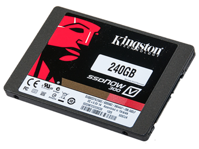 Kingston SV300S37 240GB SSDNow Internal Hard Drive V300 SATA3 2.5 7mm