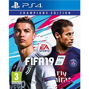 FIFA 19: Champions Edition  PS4