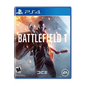 Battlefield 1  Ps4 Game