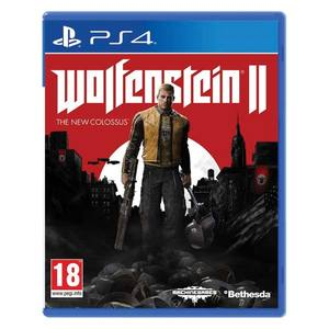 Wolfenstein II: The New Colossus  Ps4 Game