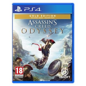 Assassins Creed Odyssey Gold Edition  PlayStation 4