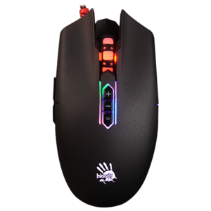 Bloody Q80 Neon XGlide Gaming Mouse