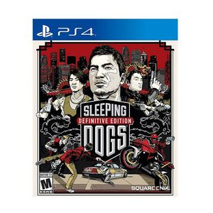 Sleeping Dogs  Ps4 Game