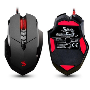 A4TECH V7M Bloody Gaming Mouse Multicore Metal Feet