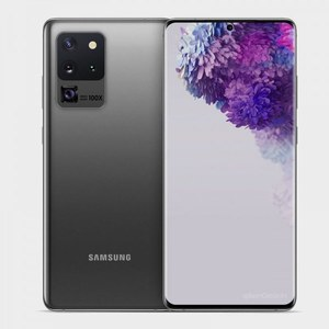Samsung Galaxy S20 Ultra (12GB,128GB) Dual Sim with Official Warranty