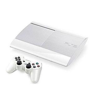 Sony PlayStation 3 Ultra Slim  12GB  White