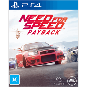Need for Speed Payback  Ps4 Game