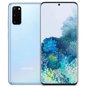 Samsung Galaxy S20 Plus (8GB,128GB) Dual Sim with Official Warranty + FREE Samsung 10,000 mah Wireless Powerbank and Tripod