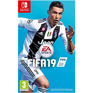 FIFA 19 Standard Edition  Nintendo Switch