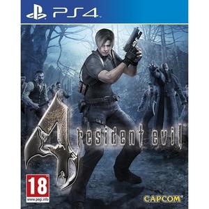 Resident Evil 4  Ps4 Game