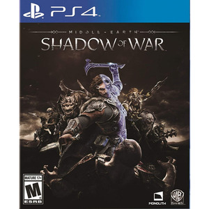 Middle-Earth: Shadow Of War  Ps4 Game