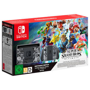 Nintendo Switch Super Smash Bros: Ultimate Edition Pack