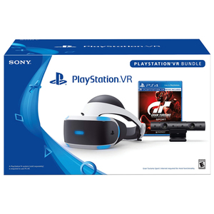 PlayStation VR  GT Sport Bundle