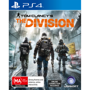 Tom Clancys The Division  Ps4 Game